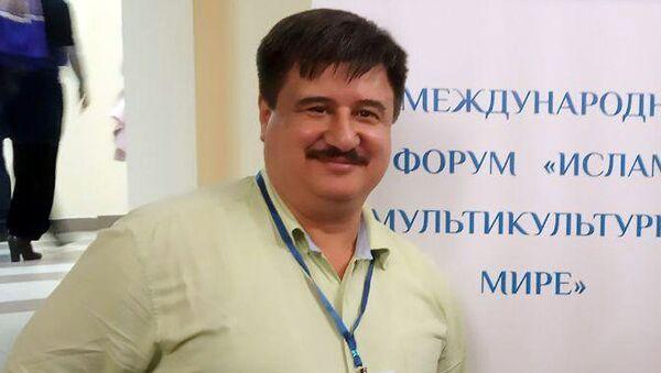Равшан Назаров - Sputnik Узбекистан
