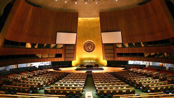 LIVE_Спутник: Лидеры стран принимают участие в утренней сессии ООН - Sputnik Ўзбекистон