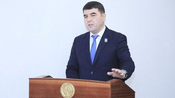 Shavkat Abdurazzakov — i.o. xokima Namanganskoy oblasti - Sputnik Oʻzbekiston