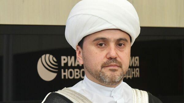 Первый заместитель председателя Духовного управления мусульман РФ Рушан Аббясов - Sputnik Узбекистан