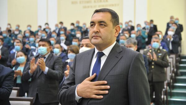 Xayrulla Bozorov — xokim Ferganskoy oblasti - Sputnik Oʻzbekiston