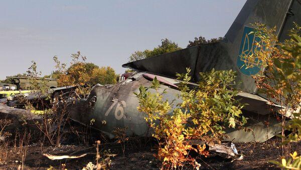 Крушение самолета Ан-26 под Харьковом - Sputnik Узбекистан