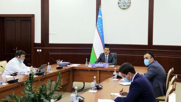 Uzbekistan nameren sotrudnichat s Kitayem oblasti sokraщeniya bednosti.  - Sputnik Oʻzbekiston