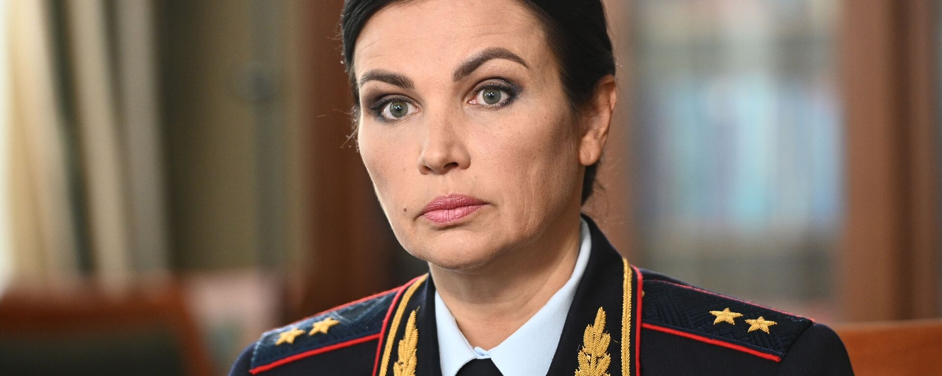 Nachalnik Glavnogo upravleniya po voprosam migratsii MVD RF general-leytenant Valentina Kazakova - Sputnik Oʻzbekiston, 1920, 30.03.2021