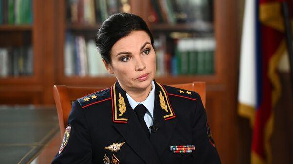 Nachalnik Glavnogo upravleniya po voprosam migratsii MVD RF general-leytenant Valentina Kazakova - Sputnik Oʻzbekiston