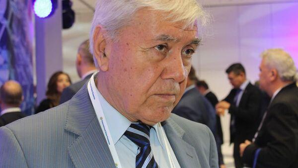 Xodjamaxmad Umarov, ekspert Instituta ekonomiki i demografii AN RT - Sputnik Oʻzbekiston