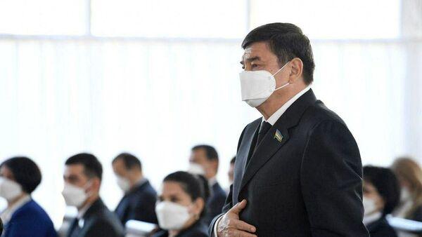 Мурата Камалова избрали на должность Председателя Жокаргы Кенеса Республики Каракалпакстан. - Sputnik Узбекистан