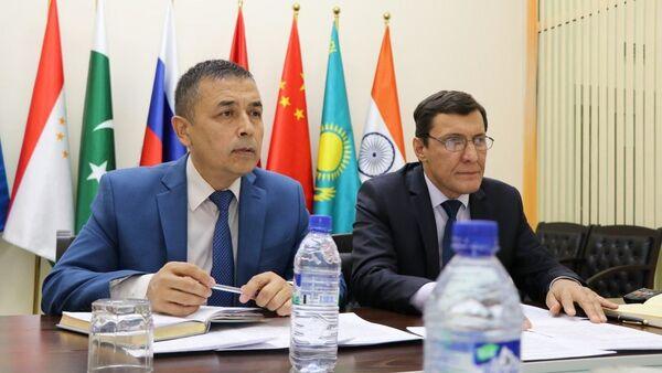 """Онлайн-диалог """"Роль соотечественников в развитии сотрудничества между Узбекистаном и Россией - Sputnik Узбекистан"""