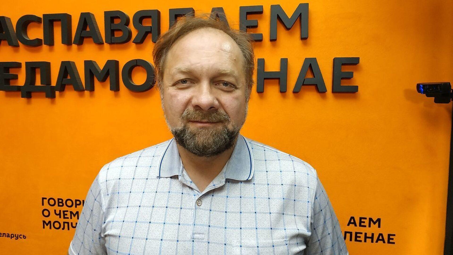 Politicheskiy ekspert Kirill Koktыsh - Sputnik Oʻzbekiston, 1920, 24.09.2021