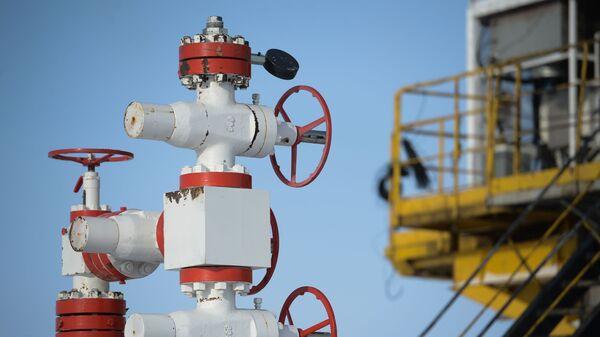 Ванкорское нефтегазовое месторождение в Красноярском крае - Sputnik Узбекистан