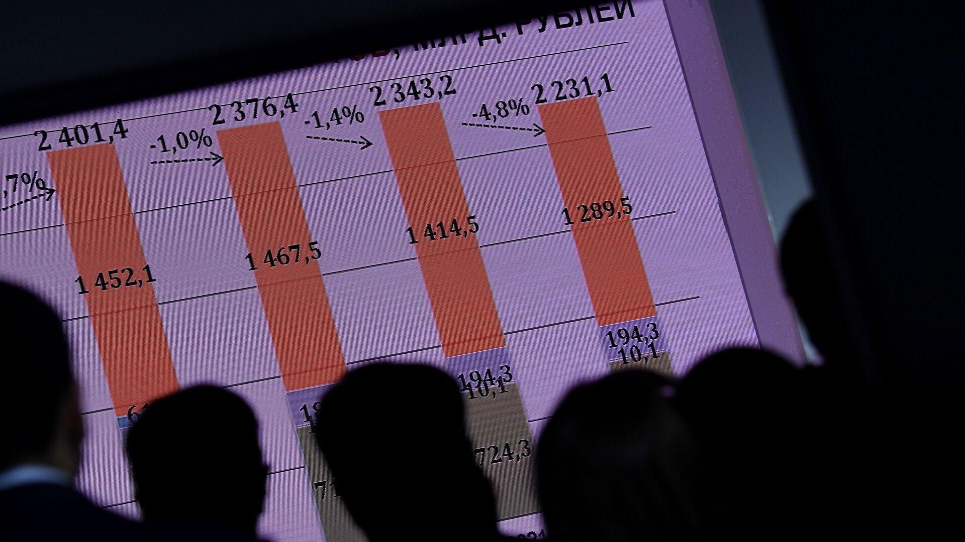 Московский финансовый форум. День первый - Sputnik Узбекистан, 1920, 22.06.2021
