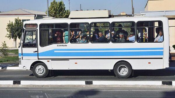 Автобус - Sputnik Узбекистан
