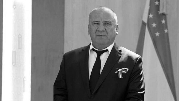 Заместитель хокима Наманганской области Бахромжон Нурматов - Sputnik Ўзбекистон