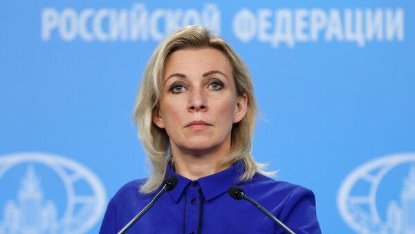 Официальный представитель Министерства иностранных дел России Мария Захарова, фото из архива - Sputnik Узбекистан