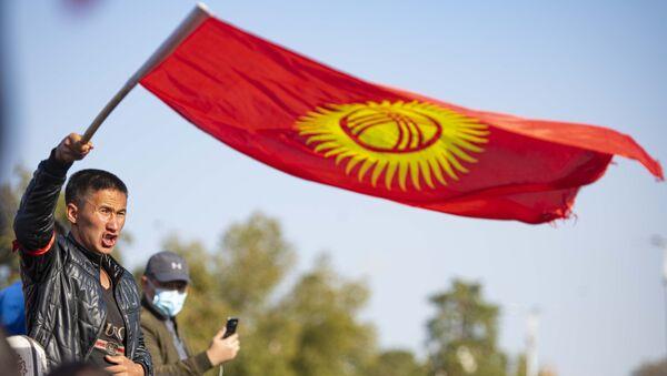 Ситуация в Киргизии - Sputnik Ўзбекистон
