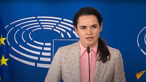 Внимание, розыск! Почему Светлану Тихановскую ищет российское МВД - Sputnik Узбекистан