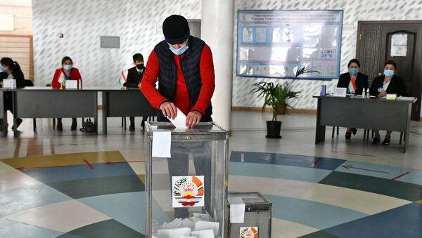 Vыborы prezidenta v Tadjikistane - Sputnik Oʻzbekiston