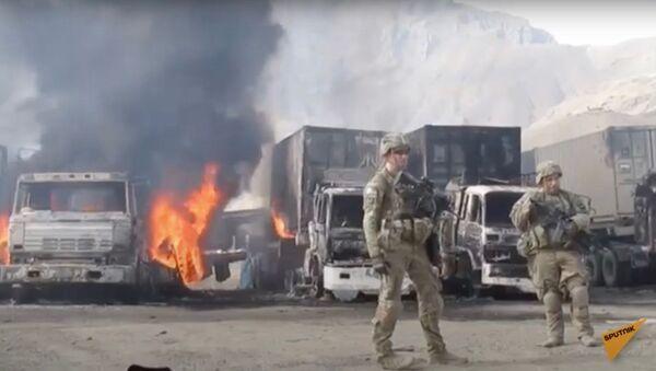 Агрессивный миротворец: Трамп хочет вернуть американских солдат домой - Sputnik Узбекистан