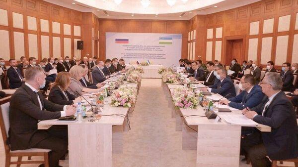 В 2021 году в Ташкенте состоится узбекско-российская инвестиционная выставка - Sputnik Узбекистан
