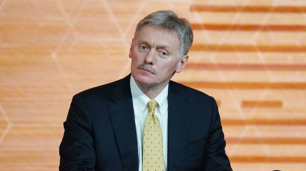 Пресс-секретарь президента РФ Дмитрий Песков - Sputnik Ўзбекистон