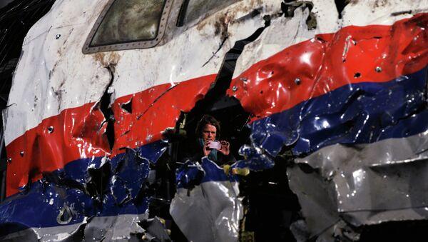 Доклад Совета безопасности Нидерландов по причинам крушения Boeing 777 - Sputnik Узбекистан