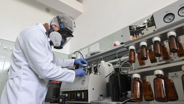 Вакцина от коронавируса - Sputnik Узбекистан