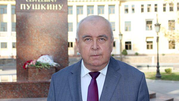 Председатель РКЦ в Ташкенте Сергей Миронов - Sputnik Узбекистан