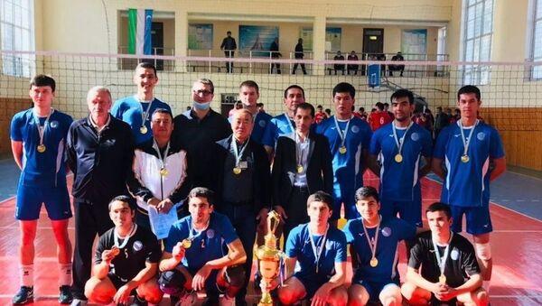 Волейбольная команда Узбектелеком стала чемпионом Узбекистана - Sputnik Узбекистан