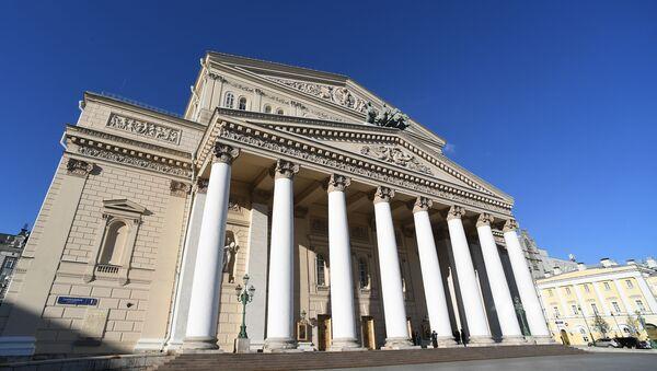 Здание Большого театра - Sputnik Узбекистан