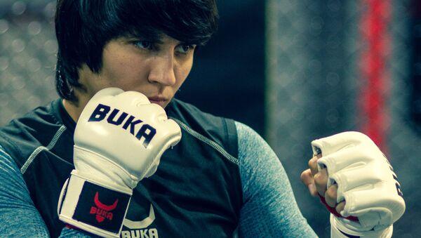 Лилия Шакирова станет первой девушкой-бойцом смешанных единоборств из Узбекистана в UFC - Sputnik Узбекистан