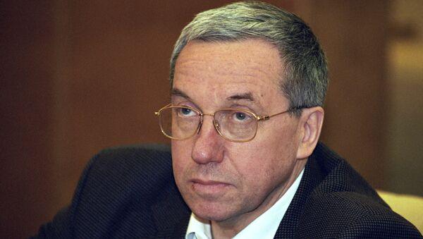 Академик РАН, бывший секретарь Совета безопасности РФ Андрей Кокошин - Sputnik Узбекистан