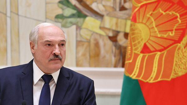 Prezident Belorussii A. Lukashenko naznachil novыx glavu MVD Belorussii i nachalnika GUVD Minska - Sputnik Oʻzbekiston