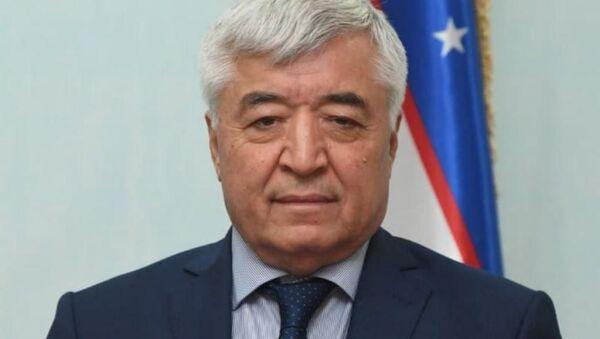 Ministr zdravooxraneniya Abduxakim Xadjibayev - Sputnik Oʻzbekiston
