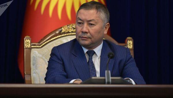 Kanat Isayev - Sputnik Oʻzbekiston