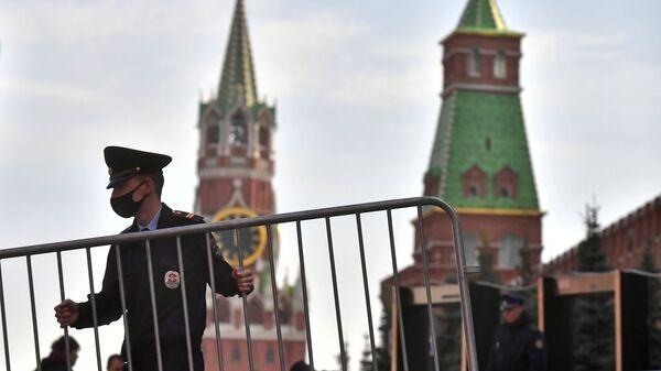 Москва в период коронавирусной инфекции - Sputnik Узбекистан