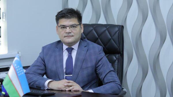 Бобир Каримов, Первый заместитель председателя Антимонопольного комитета Республики Узбекистан  - Sputnik Узбекистан