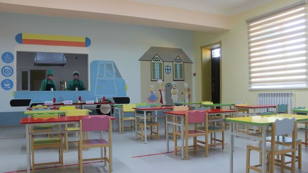 Государственный детский сад №24 Куйичирчикского района - Sputnik Узбекистан