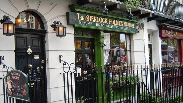 Дом Шерлока Холмса на Бейкер-стрит - Sputnik Узбекистан