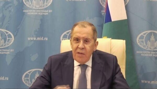 Лавров рассказал об обиде Запада из-за соглашения по Нагорному Карабаху - Sputnik Узбекистан