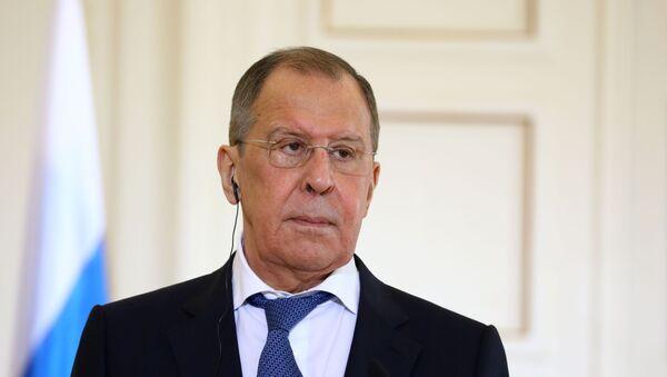Министр иностранных дел РФ Сергей Лавров - Sputnik Узбекистан