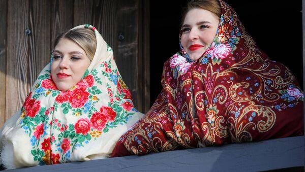 Этнодеревня Слобожанщина в Белгородской области - Sputnik Узбекистан