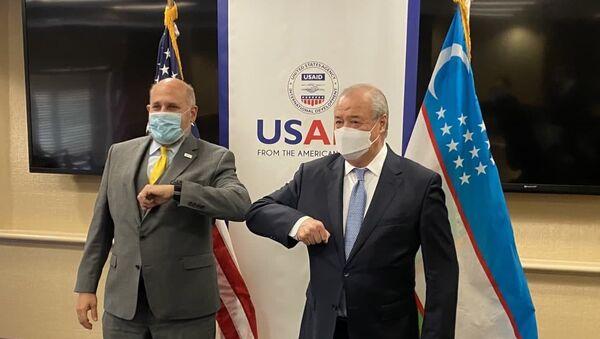 Глава Агенства США по международному развитию готов приехать в Узбекистан - Sputnik Узбекистан