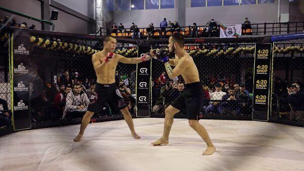 Baxodir Baxramov (Uzbekistan) vs. Kuduret Talipov (Kыrgыzstan) | 70 kg - Sputnik Oʻzbekiston