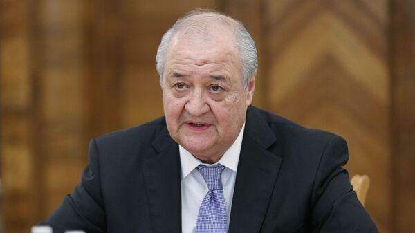 Ministr inostrannыx del Uzbekistana Abdulaziz Kamilov - Sputnik Oʻzbekiston