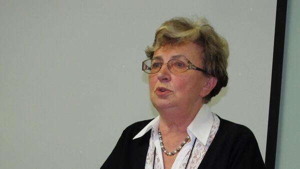 Lidiya Grafova - Sputnik Oʻzbekiston