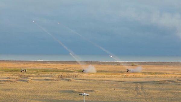 США и Румыния провели ракетные стрельбы вблизи Крыма - Sputnik Узбекистан