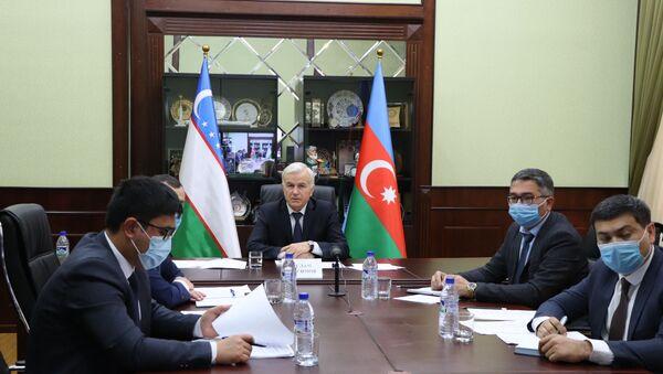 Деловой совет Узбекистан - Азербайджан - Sputnik Узбекистан