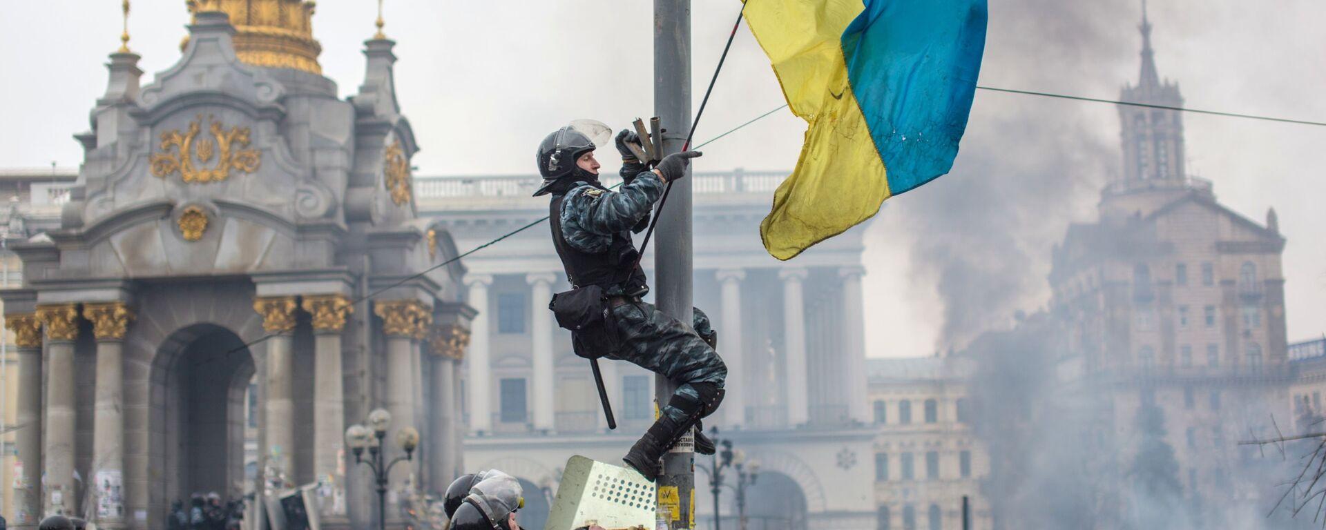 Ситуация в Киеве - Sputnik Ўзбекистон, 1920, 20.08.2021
