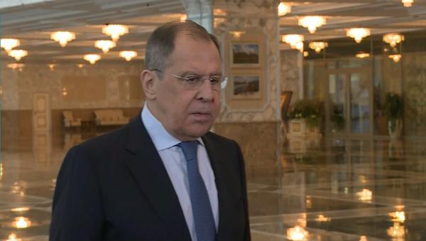 Лавров: нам есть чем защищать себя от вмешательства Запада - Sputnik Узбекистан