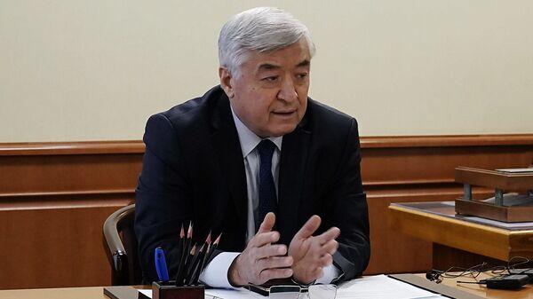 Министр здравоохранения РУз Абдухаким Хаджибаев - Sputnik Узбекистан